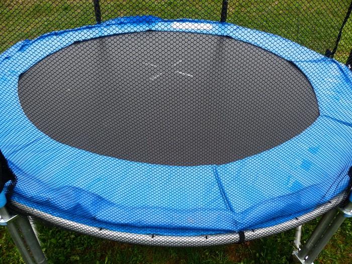 Fitness trampolína a jej veľkosti